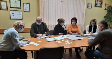 У Кольчинскій селищній раді пройшов конкурс на заміщення вакантних посад