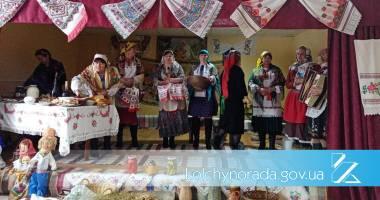 У клубі села Жборівці відбулись вечорниці на сучасний лад (ФОТО, ВІДЕО)