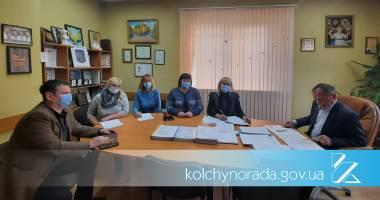 Засідання атестаційної комісії ІІ рівня